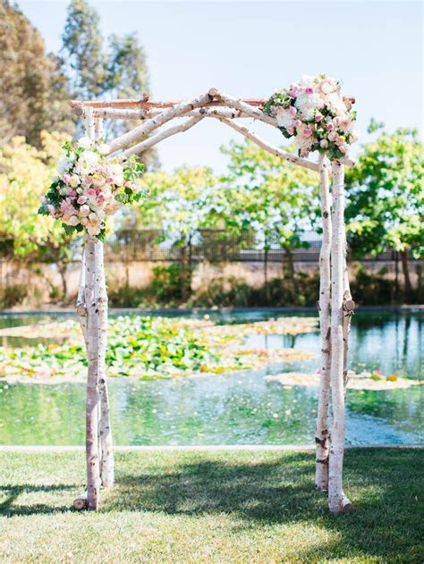 Garden Decoration Hire by 25 Best Ideas About Wedding Arch Rental On