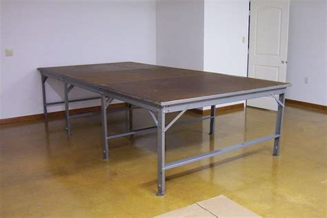 cutting table for fabric industrial cutting tables for fabric sewing studio
