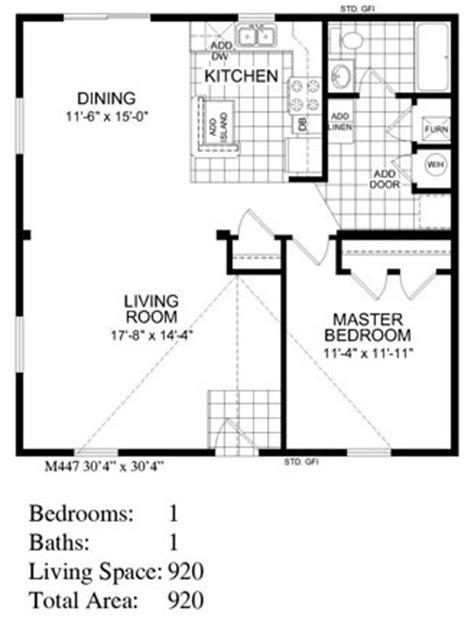 backyard cottage 447 floor plan
