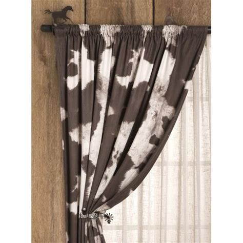 Cow Print Curtains Cow Print Curtains My Future House Pinterest
