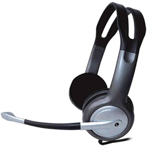 Headset Voip china voip headset q 610mv china earset headphone