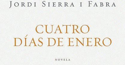 libro cuatro das de enero con un libro en la mano cuatro d 205 as de enero jordi sierra i fabra
