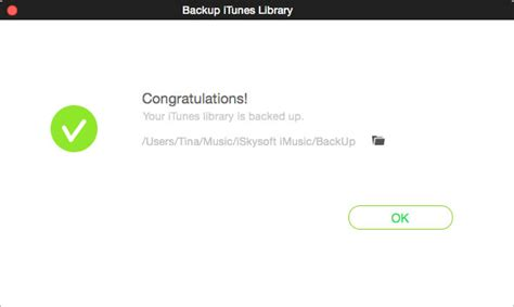 backup libreria itunes fare backup e ripristino libreria itunes softstore