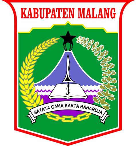 logo kabupaten malang kumpulan logo indonesia
