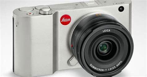 Kamera Di Bec review dan harga leica t kamera compact desain klasik
