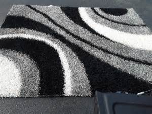 Black Grey And White Area Rugs Black And Gray Area Rugs To Enhance The Of Your Home Floor Homesfeed