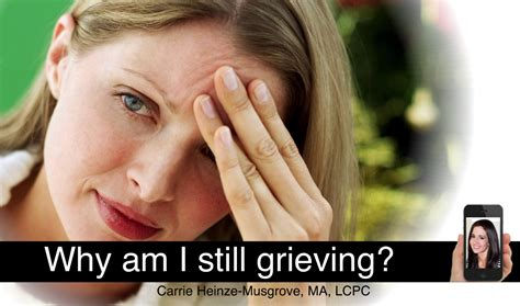 why am i having mood swings why am i still grieving carrie heinze musgrove ma lcpc