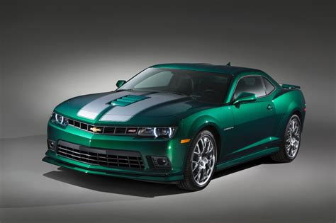 early color new edition 2015 chevrolet camaro green flash unveiled gm authority