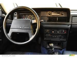 Volvo 240 Wagon Interior 1989 White Volvo 240 Dl Wagon 19081783 Photo 7