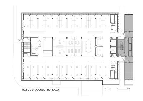 Large House Floor Plan Gallery Of Extension Nestle Research Center Burckhardt