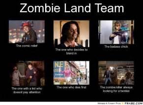 Zombie Meme Generator - zombieland meme