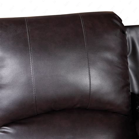 Lazy Boy Recliner Sofa Leather Sofa 1 Seater Recliner Chair Lazy Boy Sofa Black Brown Ebay