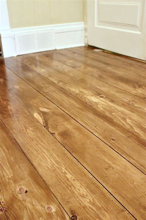 How To Clean Unfinished Wood Floors by Installing Beautiful Wood Floors Using Basic Unfinished