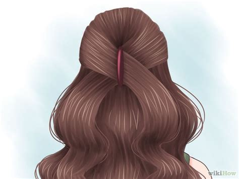 15 ways to a simple hairstyle for school wikihow