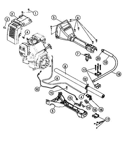ryobi string trimmer parts diagram stunning ryobi string trimmer parts diagram ideas best