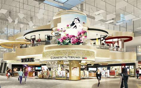 shilla duty  launches  changi airport singapore tatler