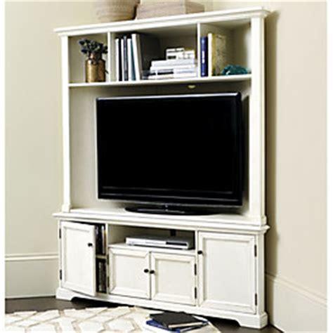 Corner Media Cabinets by Angullo Corner Media Cabinet Ballard Designs