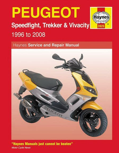 Scooter Service Manuals Scooter Repair Manual