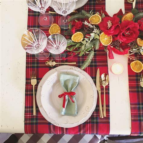 come preparare la tavola a natale la tavola di natale marica ferrillo