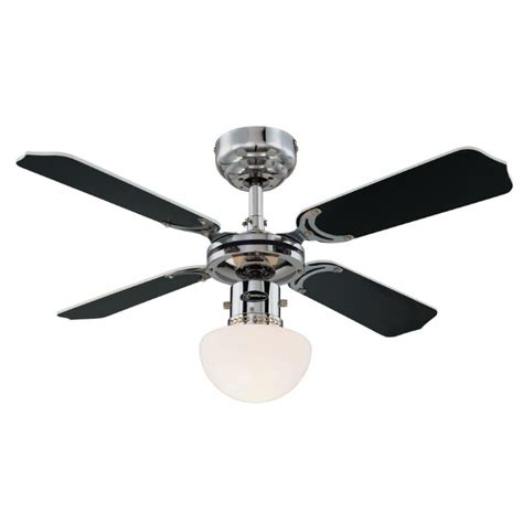 36 Ceiling Fans With Lights Portland Ambiance 36 Quot Westinghouse Chrome Ceiling Fan With