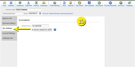 quickbooks tax tutorial free quickbooks tutorials add create a new vendor in