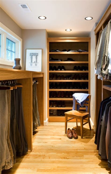 Built In Shoe Closet by Shoe Closet Ideas Closet With Built In