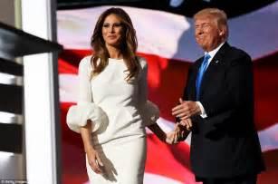 Inside The Oval Office Melania Trump Wears Stunning 2 190 Roksanda Ilincic Dress