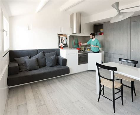 limited space creative small apartment design the