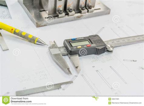 Tool Engineer by Engineering Tools Stock Photo Image 56847084