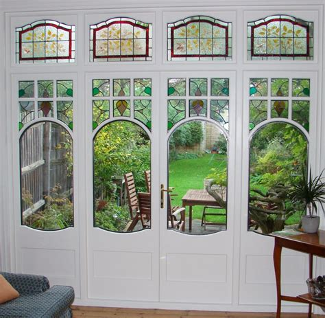 stained glass sps timber windows