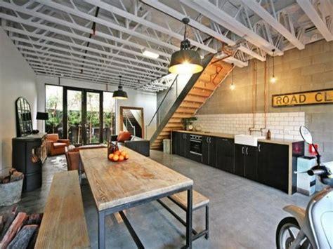 45 Inspiring Industrial Style Kitchen KUSTOMATE KITCHEN
