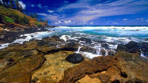 coastal landscape wallpaper 171663