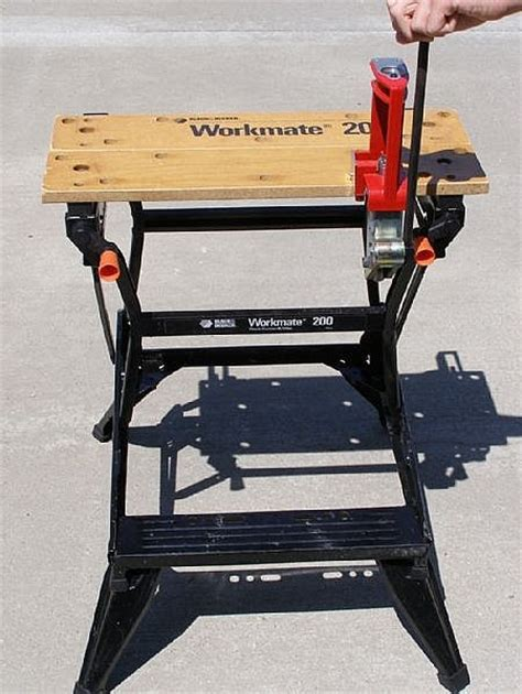 workmate reloading bench how to make your reloading press portable gone outdoors