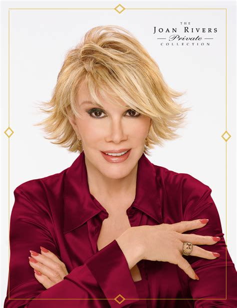 Joan Rivers Hairstyles by Joan Rivers