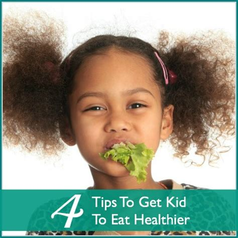 quick tips to feed a kids eat healthy