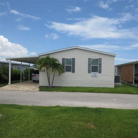 Manufactured Homes Florida Price by Sold Palm Harbor Manufactured Home In Vero Fl 32960
