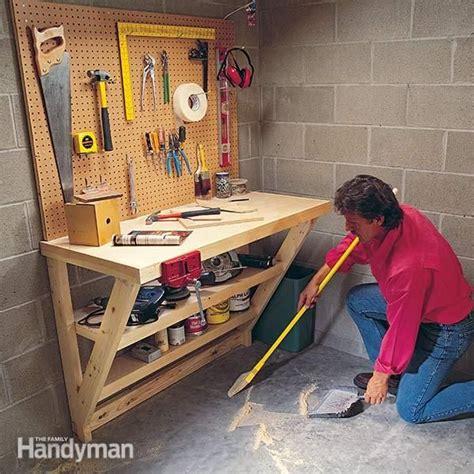 werkstatt diy 10 real wood workbench plans and inspiration photos