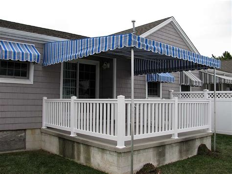 residential awnings bluewater awnings add curb appeal