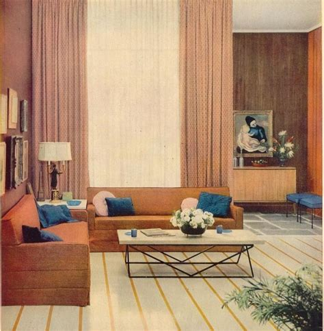 1950s living room furniture 1000 images about 1950s living room on