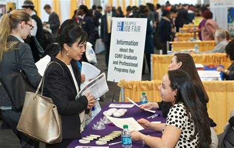 Mba Career Fair Nyc by Big Apple Fair The City Of New York