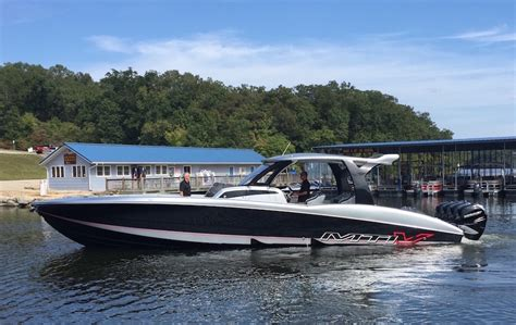 mti boats used 2016 mti v 42 pre owned mti boats for sale used