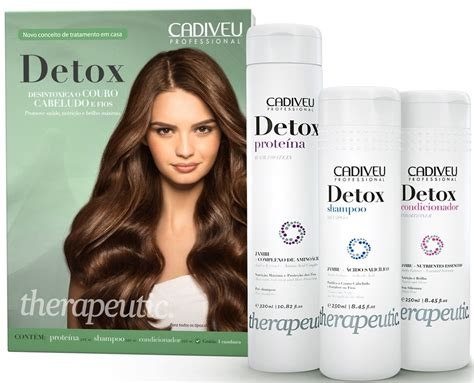 Hair Detox Treatment by Detox Home Care Kit