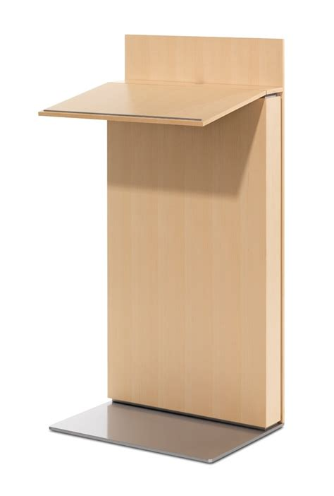 Furniture Space Planning exponents lectern amp presentation stand coalesse