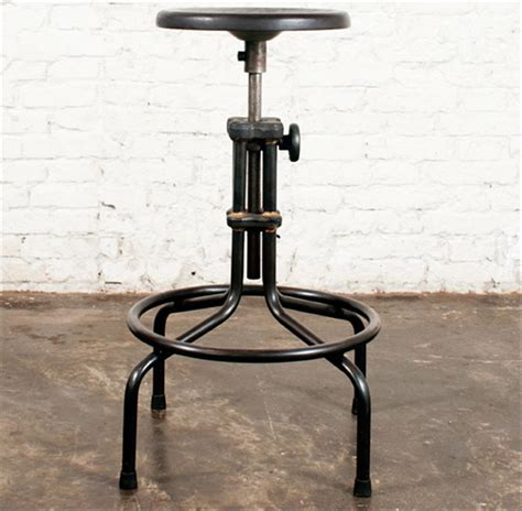 industrial counter height stools brexton height industrial adjustable counter stool kathy