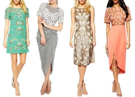 Gorgeously Glam: Summer Wedding Guest Dresses for 2014