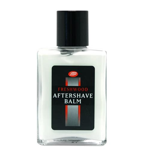 boots aftershave for boots freshwood aftershave balm 125ml boots