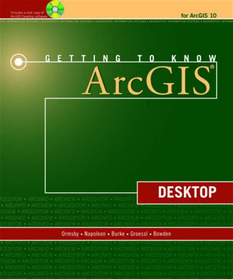 arcgis tutorial workbook arcgis tutorial pdf
