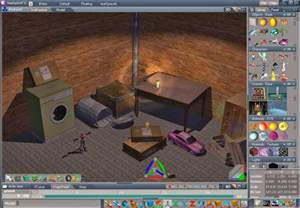 free 3d software free download 3d software modelling animation true space 76
