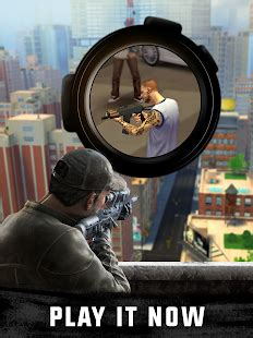 sniper 3d assassin gun shooter android apps on google play