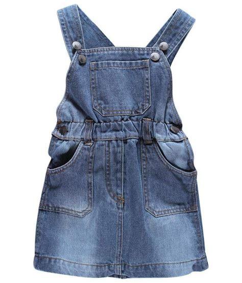 oye denim dungaree skirt blue buy oye denim dungaree